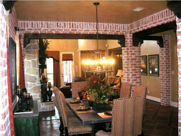 Stunningly Beautiful Brick Interior Ideas 01