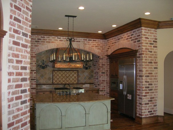 Stunningly Beautiful Brick Interior Ideas Packer Brick