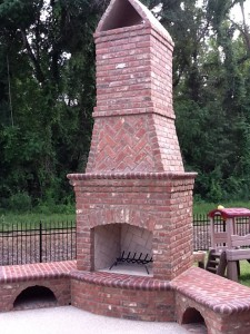 Cherokee Andersonville Fireplace