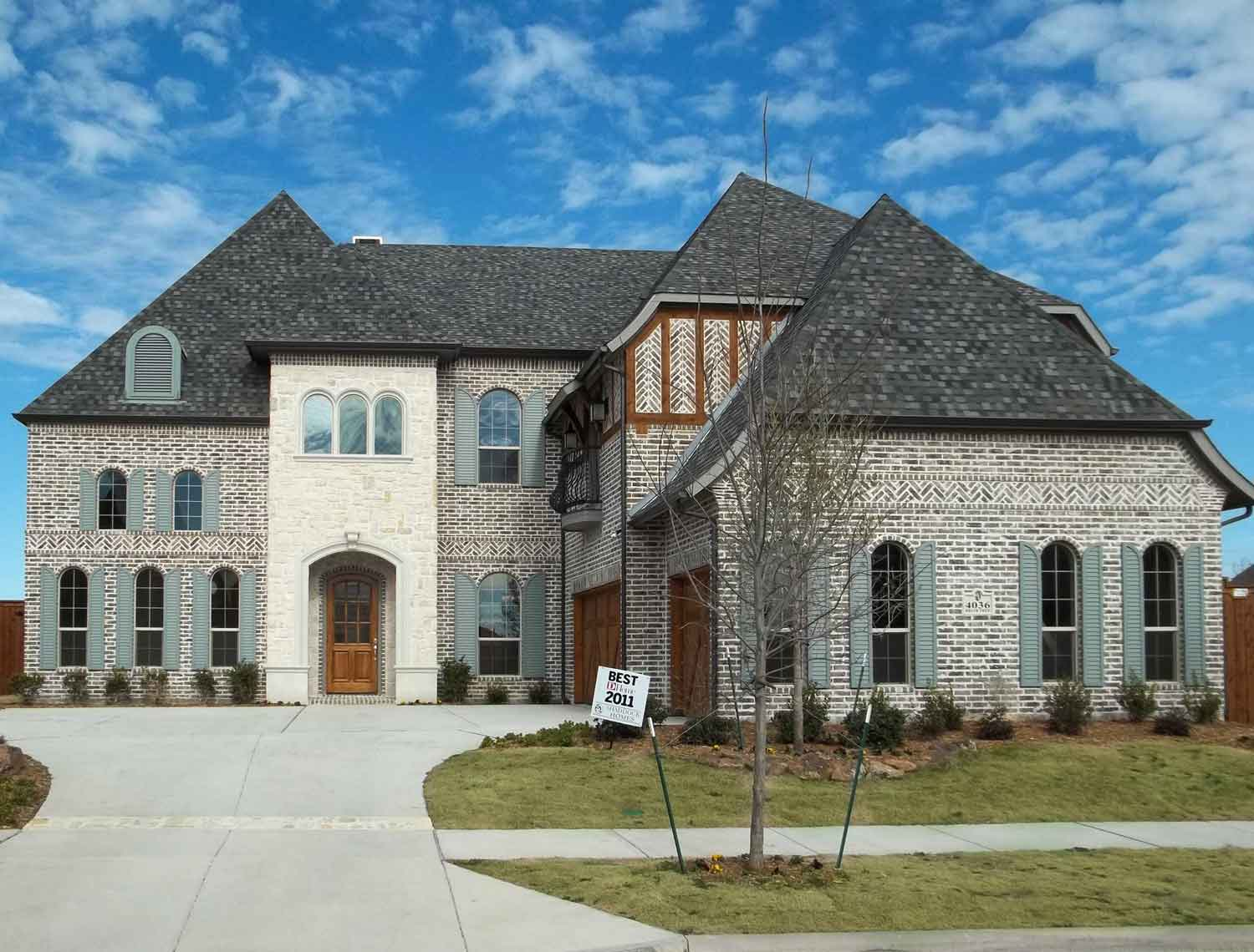 Exceptional Custom Brick